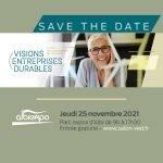 Salon professionnel Visions Entreprises Durables (VED) @ Parc des Expositions